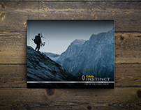Cabela's Instinct Brand Launch Catalog