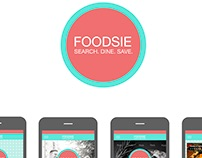 A Concept Restaurant Finder App