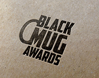 Black Mug Awards Logo