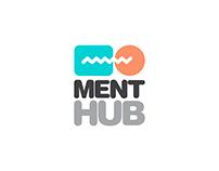 Ment Hub - branding