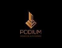 Podium – Brand identity