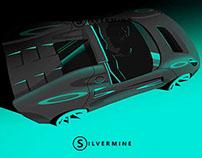 Silvermine 11SR -part 1- Exterior Concept Design