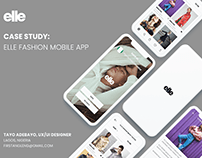 elle | Fashion e-commerce Mobile App