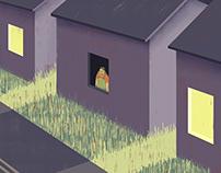 Zetland// Abusive Homes During COVID