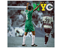 New York Cosmos - Digital Graphics (2012-2014)