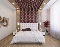 CG - Etnic bedroom