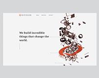 Q Division - Branding & Website