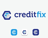 Creditfix(99designs contest winner)