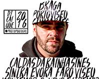 DJ CAÍQUE #partiuportugal2016