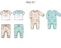 Relativity - Sleepwear for kids