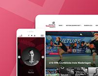 Badminton.de Relaunch