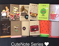 CuteNote Series