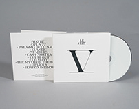 "Le Very ""V""– CD Design"