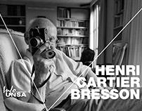 Henri Cartier Bresson biografía
