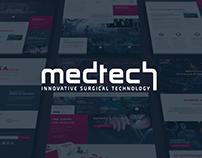 Medtech redesign concept 2015