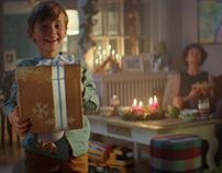 O2 Vánoce - nejlepší dárek