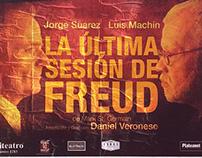 La Última sesión de Freud, Multiteatro