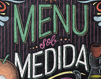 Custom-made Menu