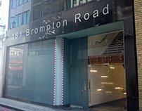 Brompton Road 161 (London, UK)