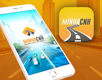 Minha CNH App | UI/UX