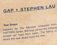 STEPHEN LAU FOR GAP