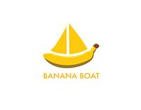 Logotype - Banana Boat
