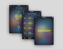EQUALIZER - Running Group App