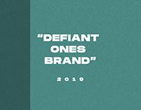 Defiant Ones / Brand Pkg.
