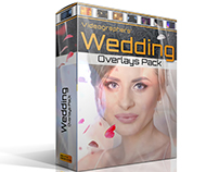 Videographers' Wedding Overlays Pack