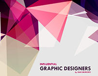 Influential Graphic Designers