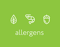 Food allergens and diet