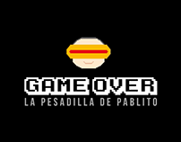 Game Over - La pesadilla