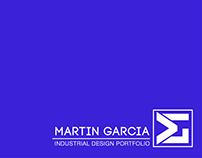 Portfolio Cover & Info
