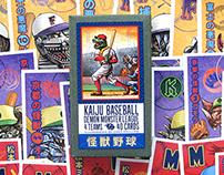 Kaiju Baseball