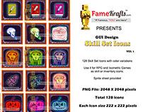 RPG Skill Icons Set