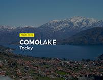 Como lake today