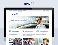BDK - Bank Deutsches Kraftfahrzeuggewerbe
