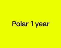 Polar 1 Year Showreel