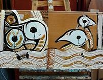 Aboriginal Birds