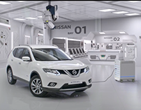 Nissan ICC Launch - Television Commercial