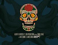 Rediseño de cartel de SPECTRE 007
