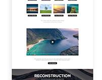 Webpage exercises