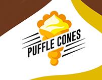Waffle Logotype