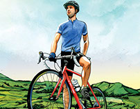 Introductory Hand Signals for Cyclists