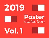 2019 Poster collection - March