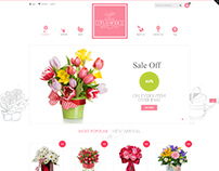Flowerify - Sectioned Shopify Theme