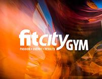 Fit City Gym Interior design
