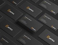 ANTICA | branding & UI UX