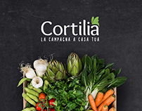 Cortilia / Advertising Campaign Billboards