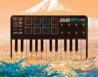 Akai Product Ad Series
